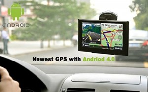 7″ Zoll GPS Navigationsgerät Android 4.2, 17,8 cm Test